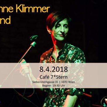 Konzerte im Frühling – Susanne Klimmer