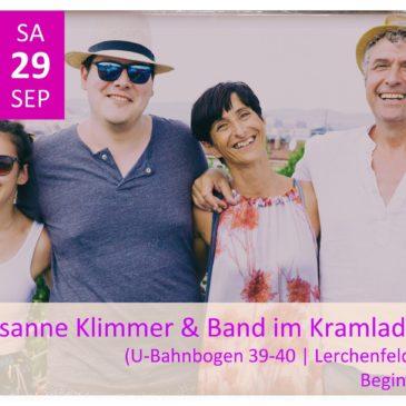 Konzert im Herbst – Susanne Klimmer